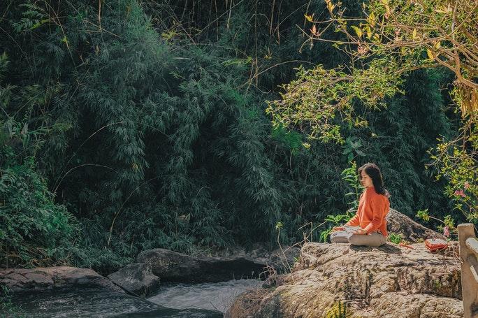 Übersichtsseite: Meditation