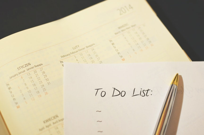 One Minute To Do Liste: Zeitmanagement in Senkundenschnelle