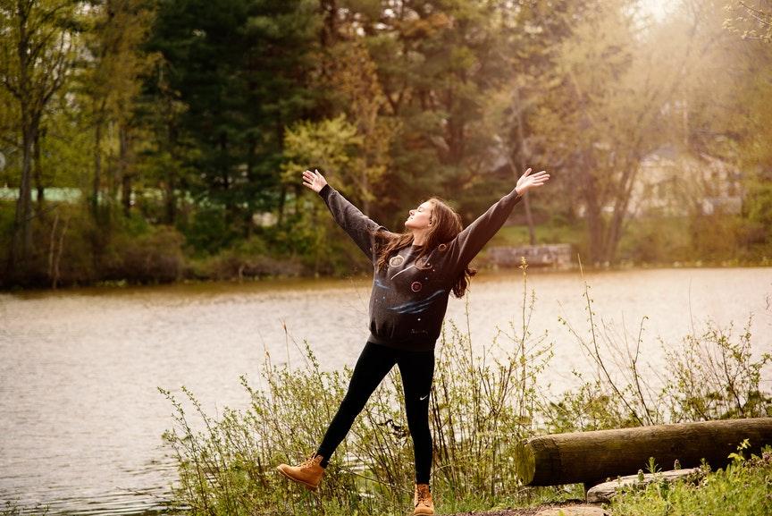 Stressfrei werden in 4 Schritten: So geht's