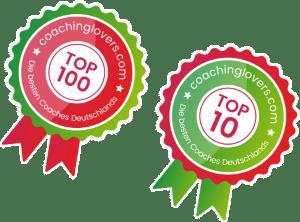 TOP 100 Coaches Ranking Badge