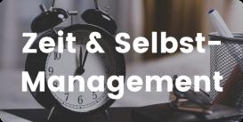 Themenwelt Zeit- und Selbstmanagement
